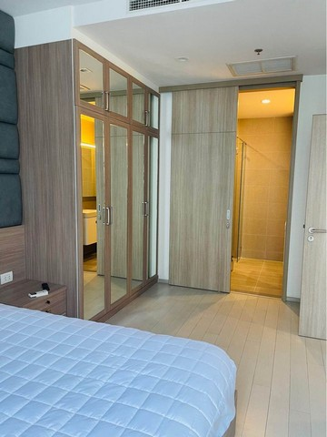 Noble Ploenchit condo for rent. 2 Bedroom unit 8th flr, Pool view, Tower B, Private elevator,