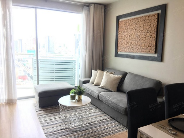 Sky Walk Residences Condo For Rent 52 sq.m. 1 bedroom