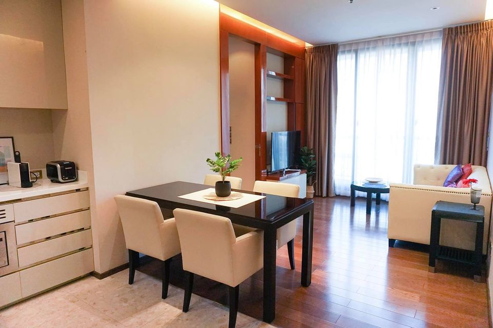 2bedrooms condo 67sq.m. for rent at The Address Sukhumvit 28.[ BTS Phrom Phong ].